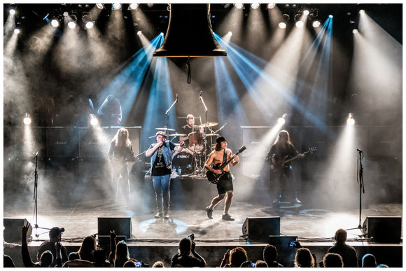 BAROCK the AC/DC tribute show Osterode 2019 Jana Breternitz