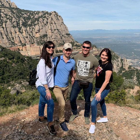Монсеррат - самые живописные места Каталонии