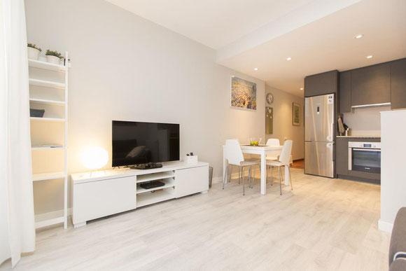 Apartments Sixtyfour - лучшие апартаменты барселоны