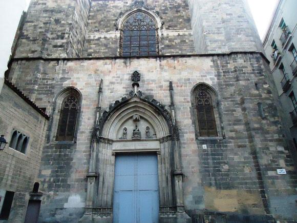 Достопримечательности Барселоны - Базилика Святых Юстуса и Пастора