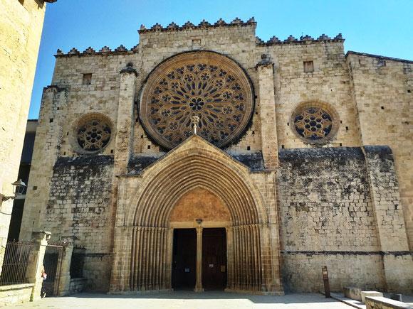 Монастырь Сан Кугат дель Вальес в Каталонии