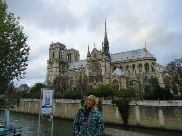 Собор Парижской Богоматери - интересные факты