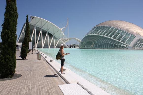 Архитетектура Валенсии - интересные факты