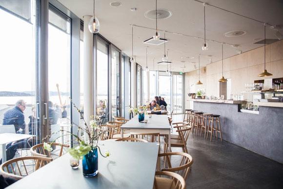 オスロ観光におすすめの新しいカフェが誕生。クオリティーにこだわった空間 Photo:Asaki Abumi
