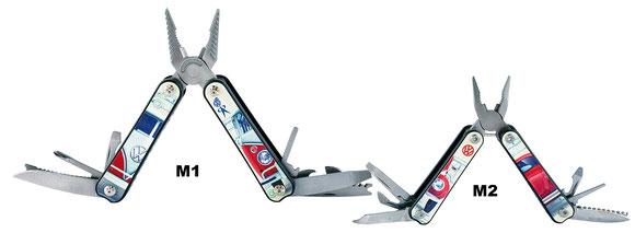 VW Multifunktionswerkzeug,Taschenmesser, Zange, Schraubendreher,Schere