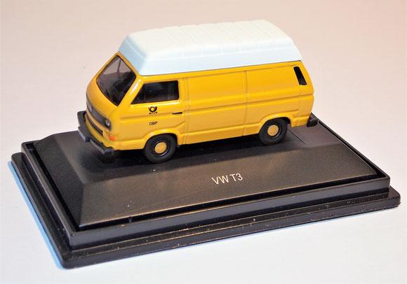 VW T3 Bus, Deutsche Bundespost, Schuco 1:87