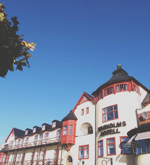 vaxholm hotel ciel bleu bigousteppes
