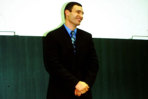 Dr. Vitali Klitschko