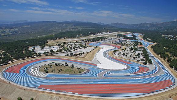 Le circuit Paul Ricard