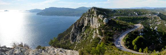 Route des Crêtes - Cassis - La Ciotat - 10 самых известных маршрутов по Франции