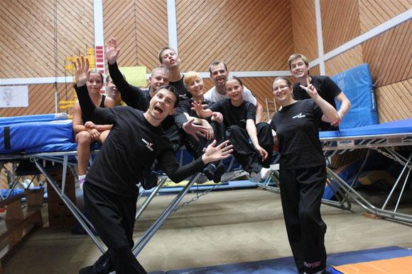 Kampfsport Kickboxen München - Munich-Pro-Fump 2012