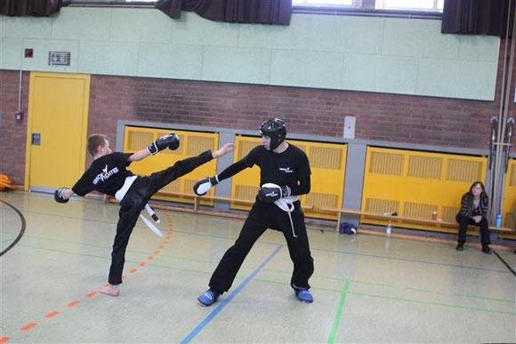 Kickboxen Kampfsport München