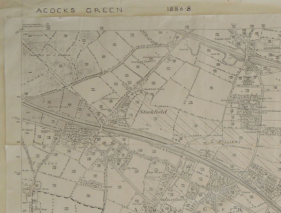 Acocks Green 1886-8a (Birmingham Libraries)