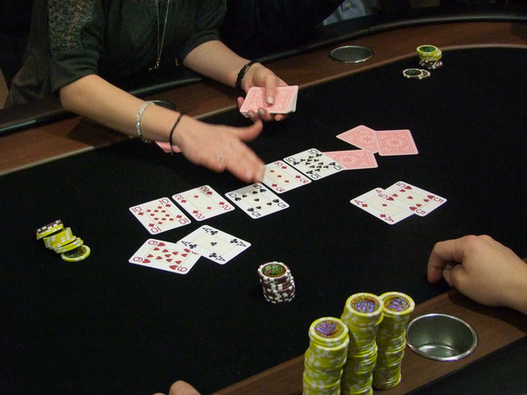 Initiation poker et perfectionnement