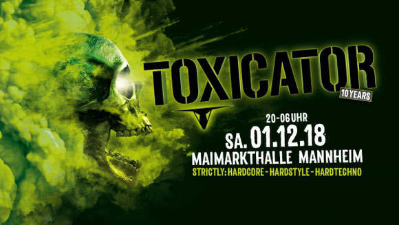 "Toxicator ""10 Years"""