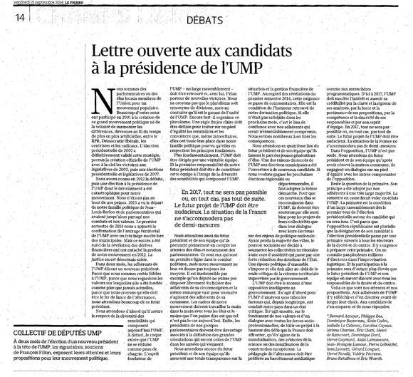 Le Figaro, 19.09.2014