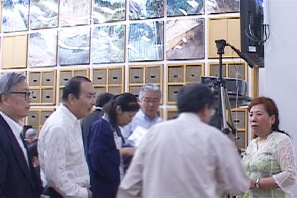 由井代表のパワーにビックリの参加者