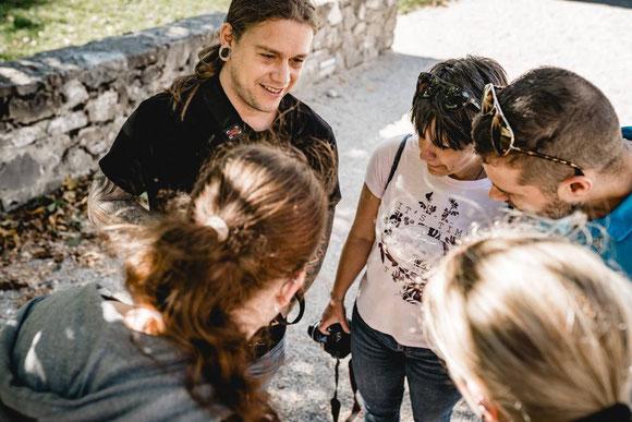 Fotografie Kurs Kanton Uri Fotoschule