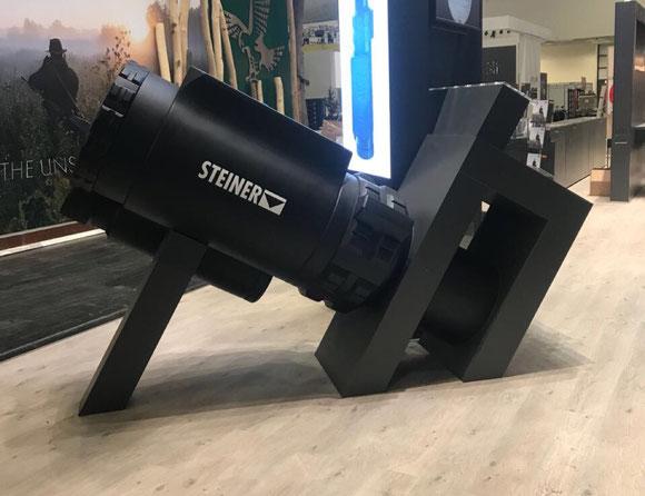 Gestaltung und Herstellung eines Makro - Okulars (Design: Jürgens | Boje als bombianders)
