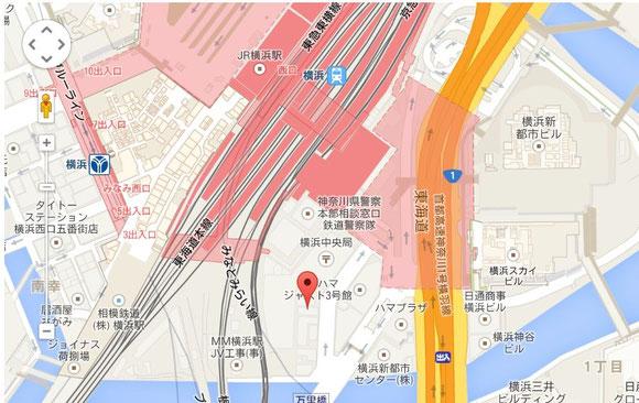 ドトールコーヒー横浜駅東口