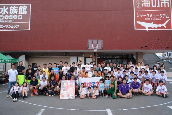 気仙沼フカヒレCUP2017
