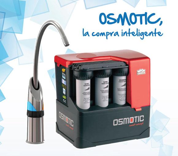 Grupo corsa lanza un nuevo producto al mercado osmotic - Precios descalcificadores domesticos ...