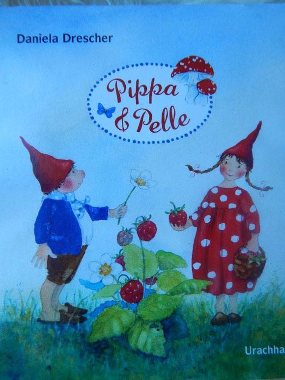 Pippa und Pelle, Daniela Drescher, Verlag Urachhaus