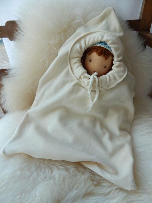Schlamperle, Waldorfpuppe, Steiner doll, cuddle dollhandgemacht, handmade, Bio, Öko, Naturmaterial