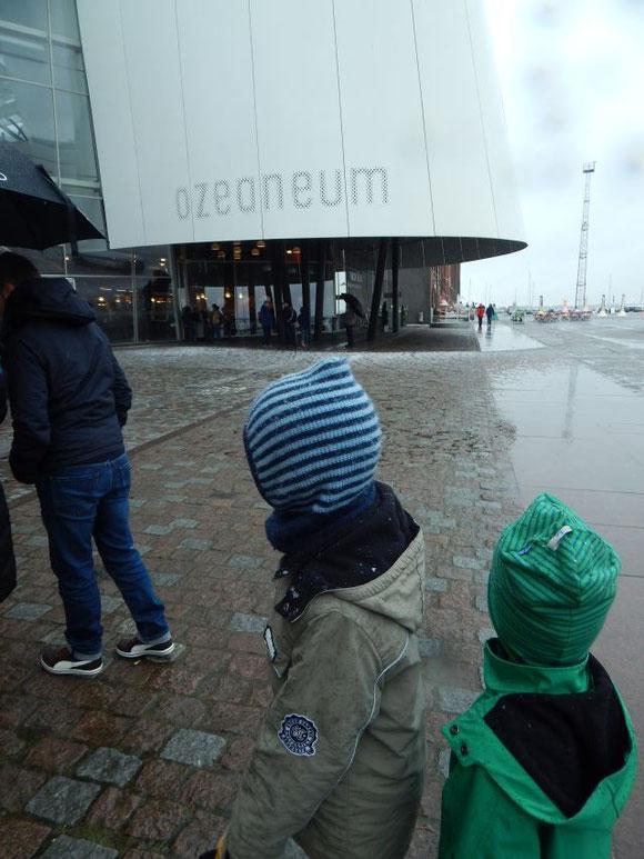Stralsund, Ozeaneum