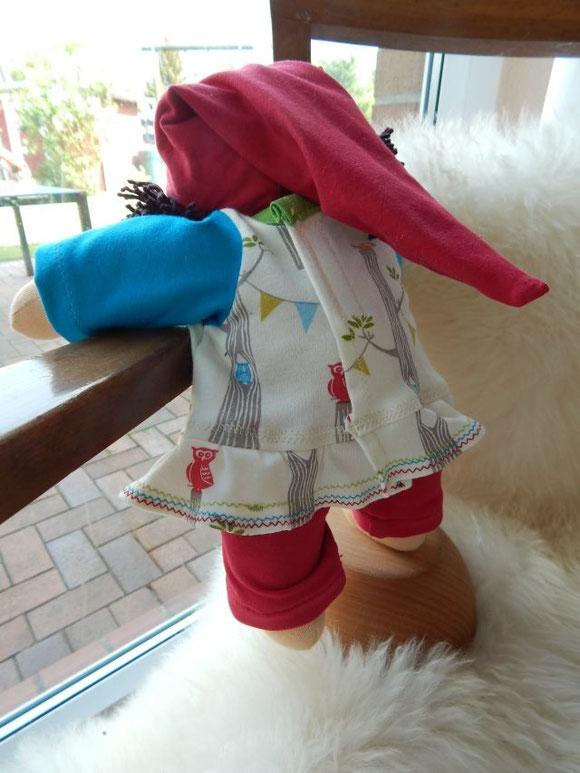 Schlamperle, Waldorf, Birch Fabrics, waldorf cuddle doll, Steiner