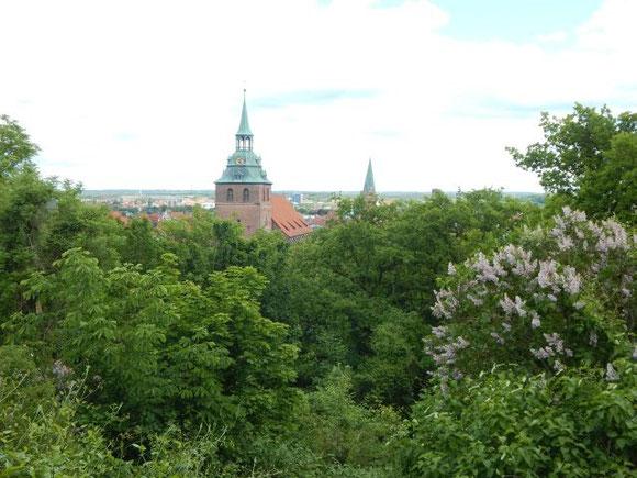 Lüneburg, Kalkberg, Altstadt, St. Michaelis