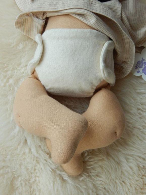 Waldorfpuppe, Stoffpuppe, handgemachte Stoffpuppe, Bio-Stoffpuppe, Bio-Waldorfpuppe, Steiner doll, cloth doll, Puppenhandwerk Pärsch, Puppenhandwerk