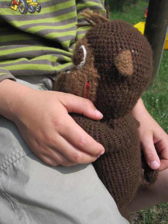 Häkelaffe, gehäkelter Affe, crocheted monkey, handmade monkey, handgemachter Affe