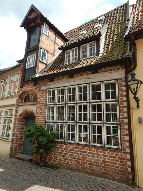 Lüneburg, Kalkberg, Altstadt