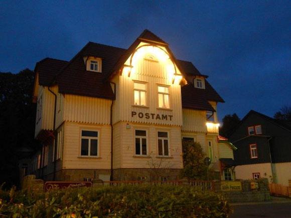 Altes Postamt Schierke