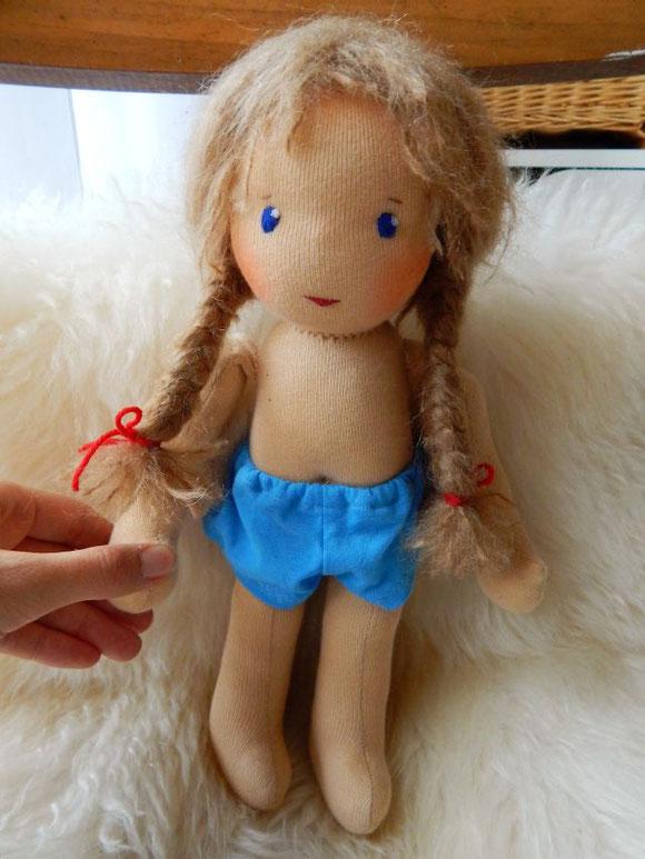 Puppenunterhose, Puppenslip