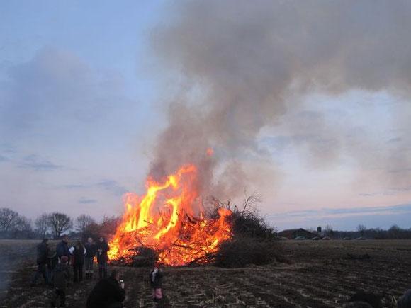Das große Feuer