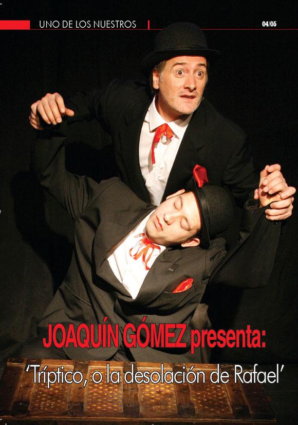 Joaquín gómez - Iván Esquivel