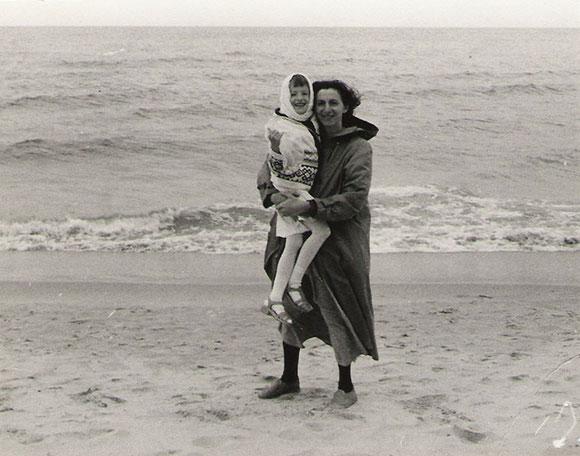 Sara und Luise 1982