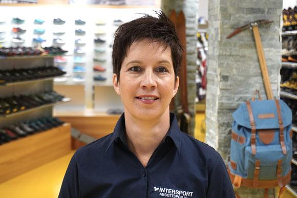 Nicole Abgottspon Geschäftsinhaberin /-führerin