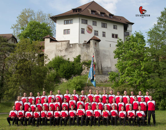 Trainereinweihung in Biberstein 2013