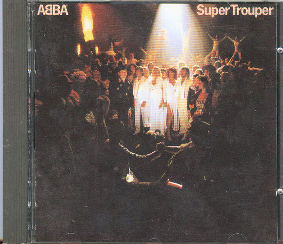 ABBA - Super Trouper (vorne)