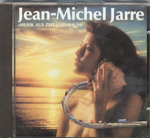 JEAN-MICHEL JARRE - Musik aus Zeit und Raum (vorne)