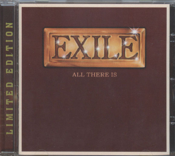 EXILE - ALL THERE IS (vorne)