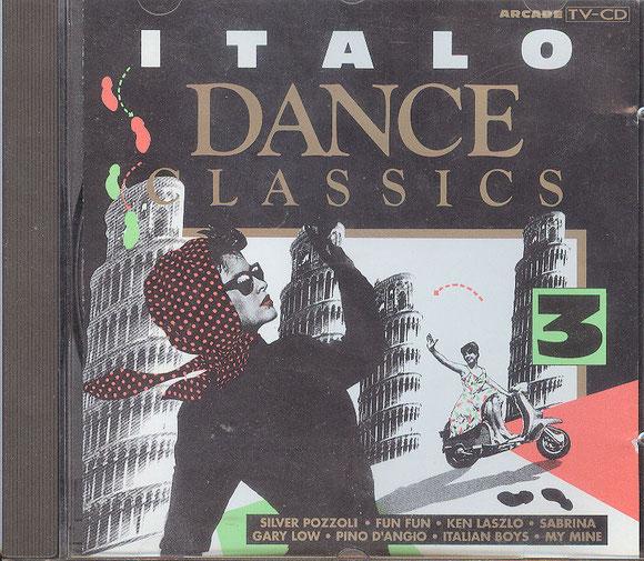 ITALO Dance Clasics 3 (vorne)