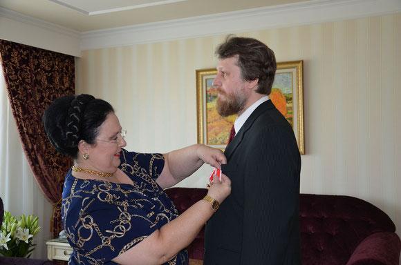 Государыня Мария Владимировна