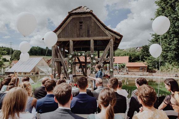 Heiraten im Landgut Lingental - Foto: (c) Hochzeitsfotograf Wurth