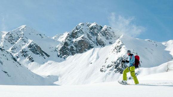 Ski depuis gite-oloron.com