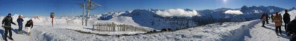 Vacances ski dans les Pyrénées en Béarn à Oloron Ste Marie