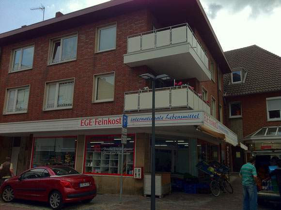 Wohn- und Geschäftshaus in Dülmen/Münsterland